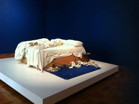 tracey emin my bed sobre el artista juste leblanc diego de ybarra