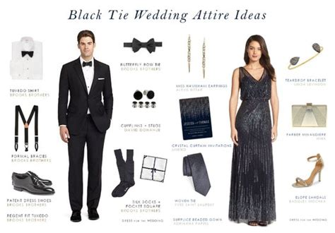 black tie wedding dress code ireland black tie wedding dress code ideas deciding your wedding dress code on ywexperience tips
