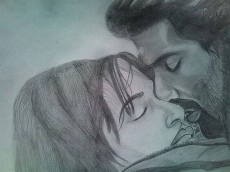 Aashiqui 2 Sketches by Aashiqui 2 Drawing By Sumit Rana