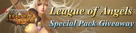 Angels Free Giveaways - league of angels free special pack giveaway freemmostation com