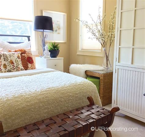 bedroom makeovers 1 day bedroom makeover on a budget utr d 233 co blog