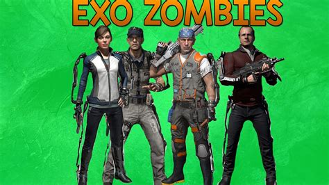 exo zombies characters new exo zombies character bios and characters live youtube