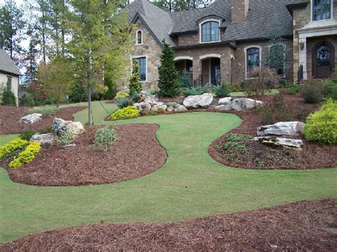 landscaping ga garden boulders rock landscaping ideas top 17 best 1000 ideas about boulder landscape on