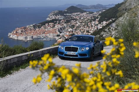 bentley supercar gtspirit bentley tour 2014 part 1 dubrovnik to zagreb