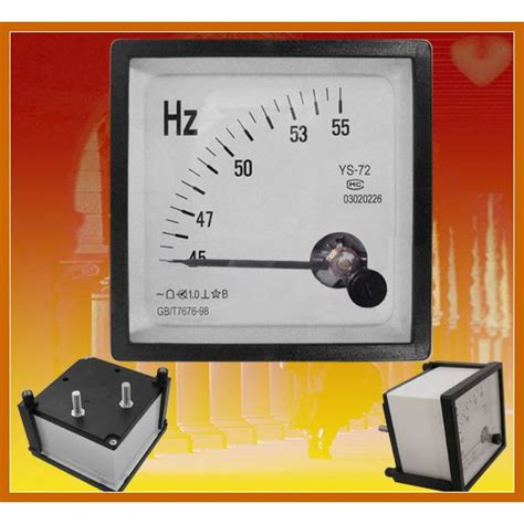 build  home  frequency meter includes