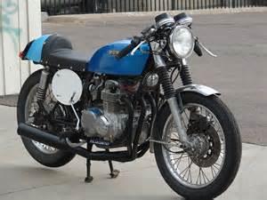 Honda Cafe Racer Cb550 Cb550 Gallery Classic Motorbikes