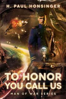 To honor you call us man of war book 1