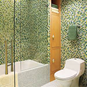 mosaic tiled bathrooms ideas mosaic tile shower wall bathroom tile ideas sunset