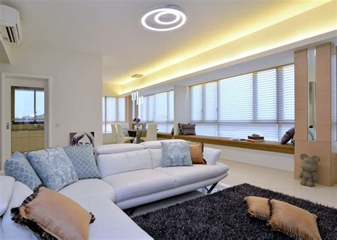 singapore apartments intimate atmosphere within a highly modern apartment in