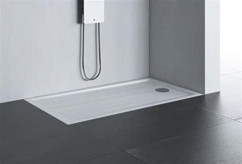 piatto doccia flat piatto doccia minimale in pietra naturale idfdesign