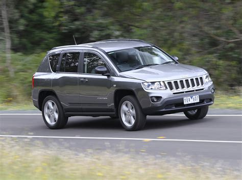 2012 Jeep Compass Reviews Jeep Compass Review Caradvice
