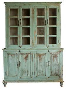 Distressed Computer Armoire Distressed Wood Cabinet Traditional Storage Cabinets