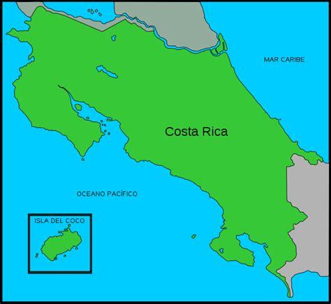 imagenes satelitales costa rica file mapa cr svg wikipedia