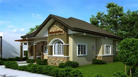 bungalow house design   philippines  floor plan youtube