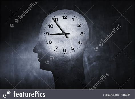 Heads For Time by Surreal Time In Stock Image I3447840 At