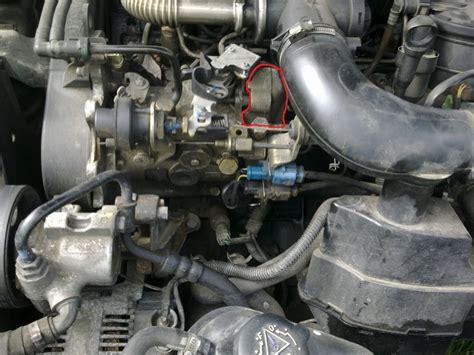 Kode A204 1 9d injection changement moteur