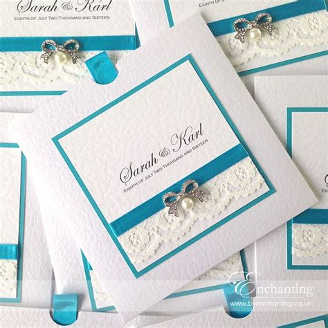 Handmade Wedding Stationary - 25 best ideas about handmade wedding invitations on