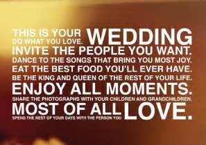 wedding quotes for and groom quotes for and groom quotesgram