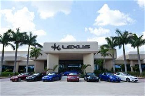 jm lexus pompano fl 33073 954 972 2200 auto