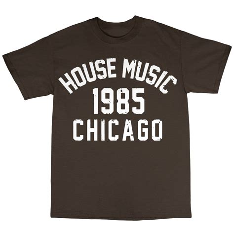 house music chicago house music chicago 1985 t shirt 100 cotton frankie
