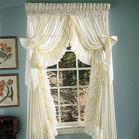 country curtains ruffled elegance country style curtains ruffled