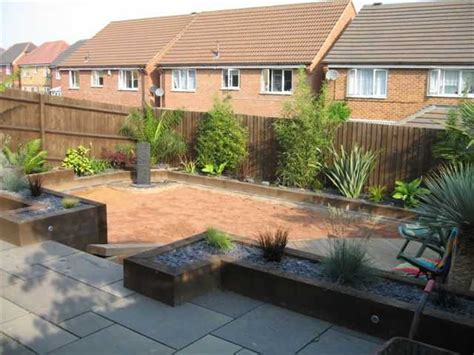 Railway Sleepers Garden Ideas Garden Design Ideas With Railway Sleepers Pdf