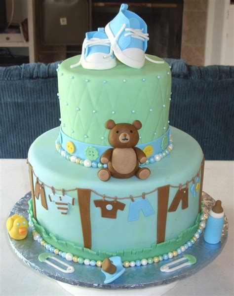 Baby Shower Cake Ideas For A Boy by Baby Shower Cake Ideas For Cake Business Baby Shower