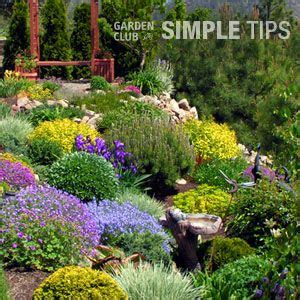 transform steep inclines   mow beds  images