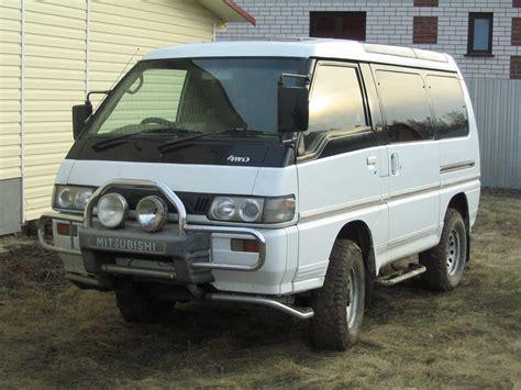 1991 mitsubishi delica 1991 mitsubishi delica pictures 2470cc diesel