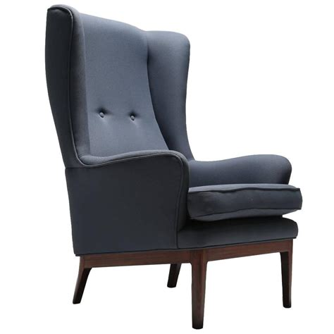 arne norell modern wing chair at 1stdibs mid century modern wing chair by arne norell for sale at