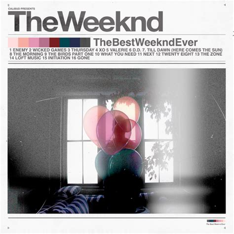 the weeknd gone the weeknd the best weeknd ever hosted by calibud