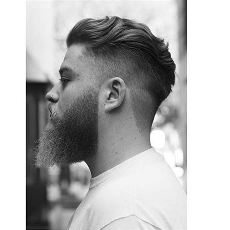 fade taper undercut wavy hipster men s hairstyle trends for 2017