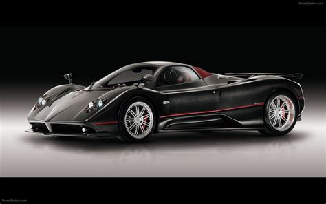 pagani f roadster pagani zonda roadster f widescreen car wallpapers