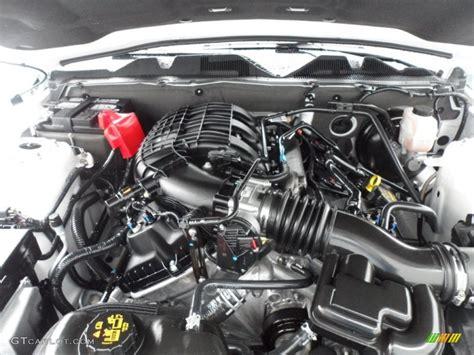 2012 mustang v6 engine 2012 ford mustang v6 premium coupe 3 7 liter dohc 24 valve