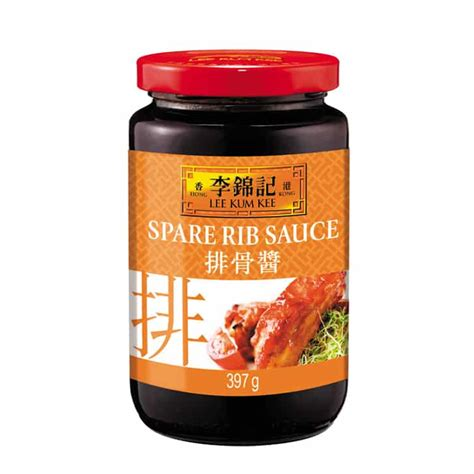 Kum Kee Saus Barbeque 240gr spare rib sauce