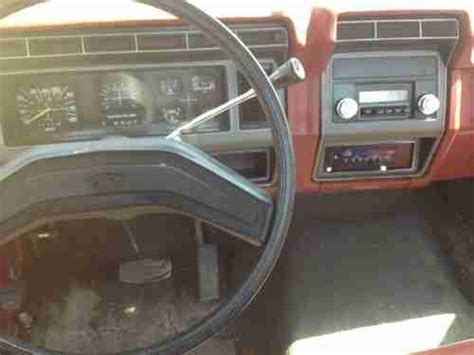 how make cars 1984 ford f150 interior lighting find used 1984 ford f 150 base standard cab pickup 2 door 4 9l in mitchell indiana united states
