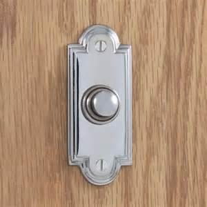 colonial brass doorbell hardware