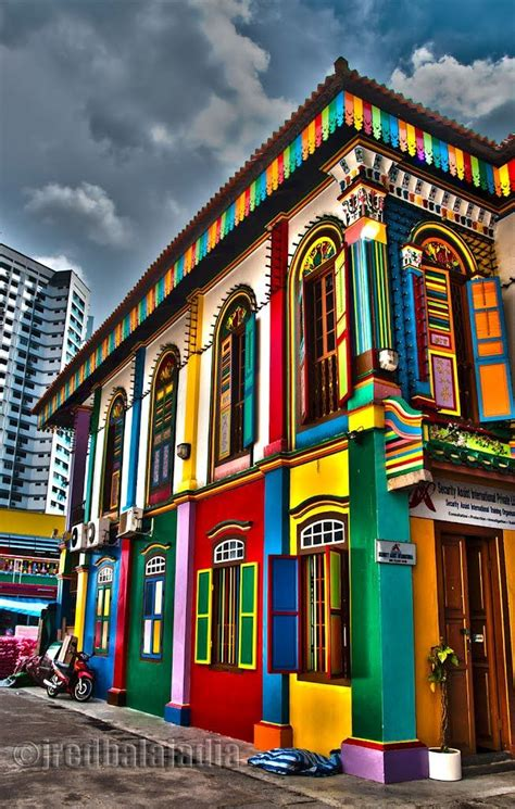 colorful buildings 25 best ideas about colorful houses on