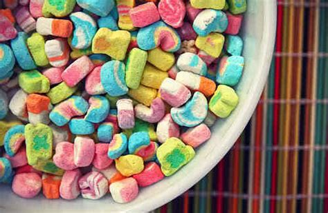 cereal lucky charms marshmallows image 219562 on