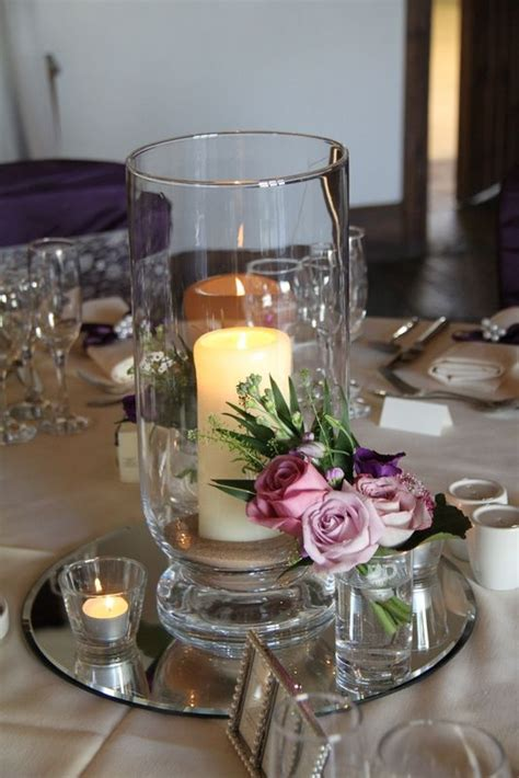 Hurricane Vase Centerpiece by 25 Best Ideas About Hurricane Centerpiece On