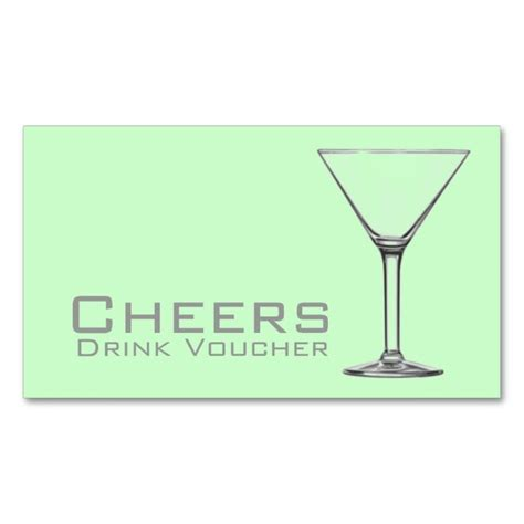 drink token template 1462 best images about voucher card templates on