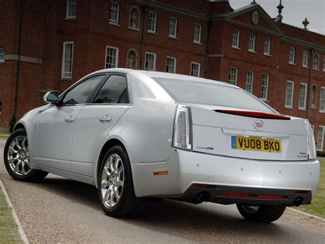 Cadillac Cts Fuel Economy by Cadillac Cts Technical Specifications And Fuel Economy