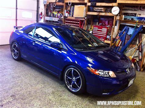 custom honda civic si rpmsuperstore com richmond s 1 auto salon 800 997 8468