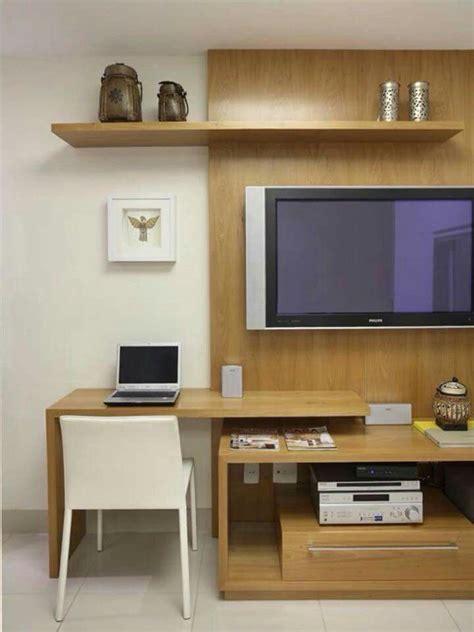 home office with tv cantinho home office ideias inspiradoras pinterest