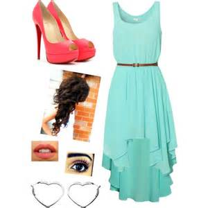 cute girly polyvore
