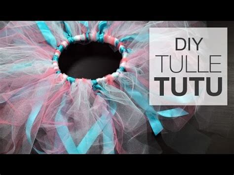 youtube tutorial tutu diy little girl s tutu tutorial youtube