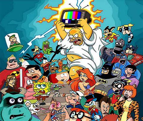 imagenes locas en caricatura las mas locas curiosidades de los dibujos animados tv