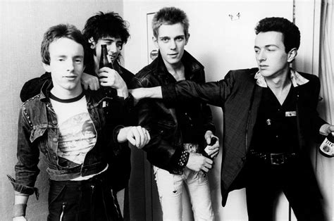 They Were Here Before The Clash produced a documentary on the clash that you can