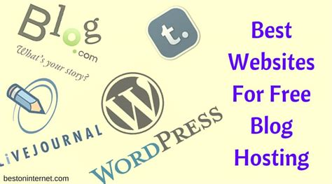 free best hosting best websites for free hosting