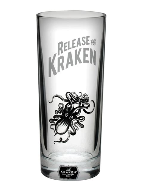 Kraken Gl Highball The Whisky Exchange